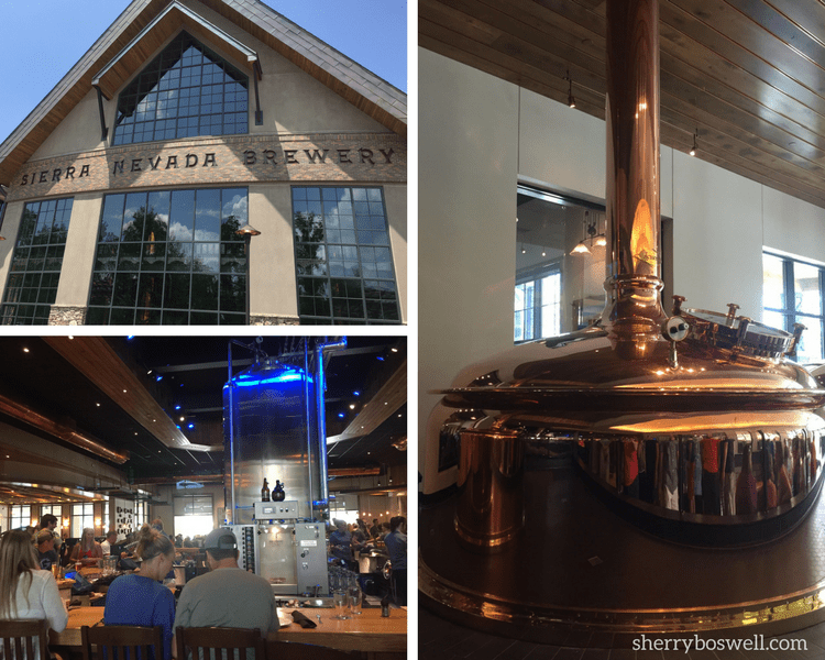 10 Things to Do in Asheville | Sierra Nevada Brewery