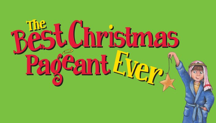 The Herdmann kids are back in The Best Christmas Pageant Ever, one of the best holiday events in Greenville, SC.