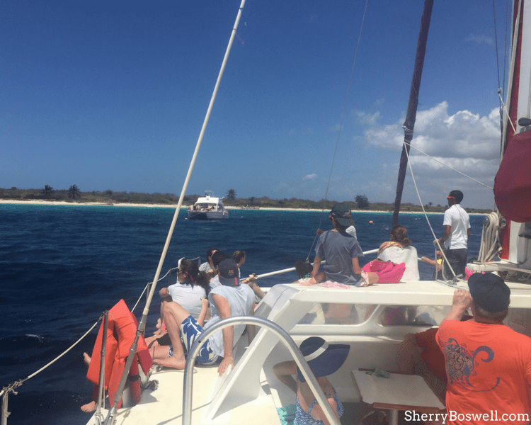 18 Travel Destinations in 2018 | Catalina Island catamaran sail in Dominican Republic was the best day ever.