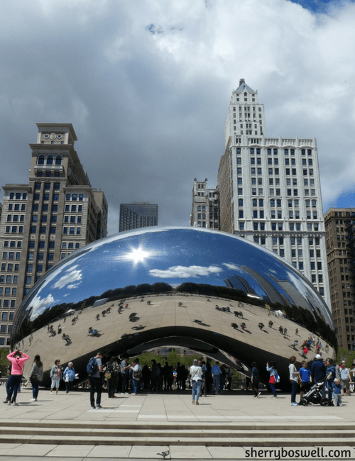 "18 Travel Destinations in 2018 | Millennium Park and ""the Bean"" (proper name Cloud Gate) are one of the iconic spots in Chicago not to be missed."