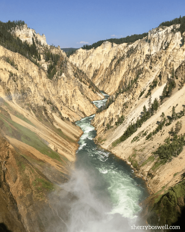 Kids to Parks Day: Celebrate May 19 with a trek to a local or national park. Yellowstone's Grand Canyon is take your breath away fabulous!