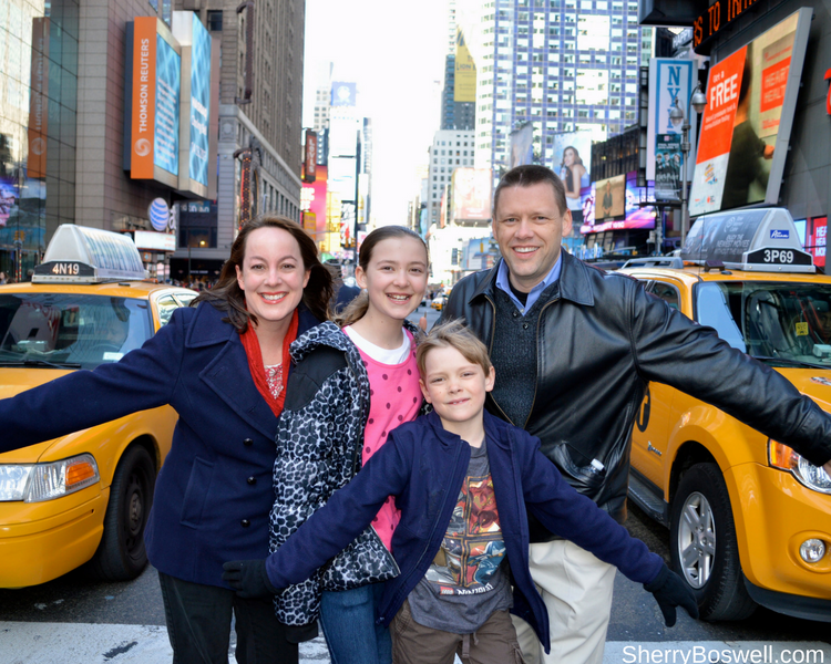 18 Travel Destinations in 2018 | New York City means Times Square traffic but no worries-we can stop traffic as a family and pose for photos with PhotoTrek Tours