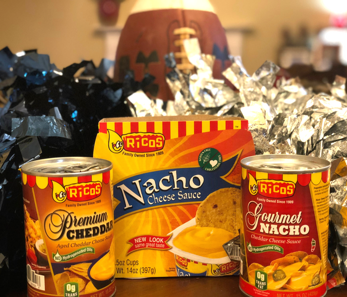 Game Day recipe | Cheering for the big game is easier on a full stomach, and Ricos has some great products to make entertaining easy peasy nacho cheesy.