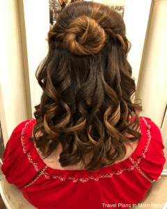Disney Character Couture Makeovers at Walt Disney World