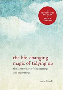 Organizing Tips from Marie Kondo