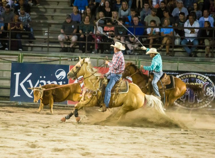 Ask the locals and they will recommend the Jackson Hole Rodeo on Jackson Hole things to do list while touring Grand Teton National Park area.