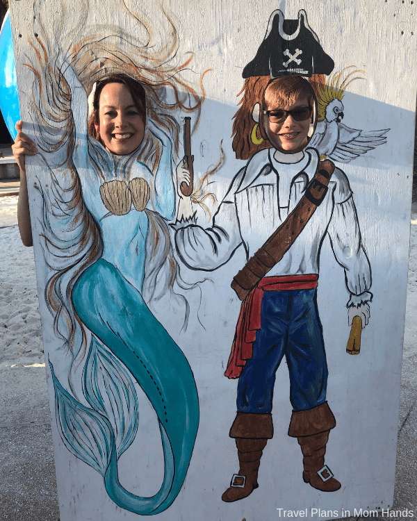 Pirates and mermaids everywhere during the Pirates of the High Seas Fest; just one of many annual festivals that make our list of Panama City Beach things to do.