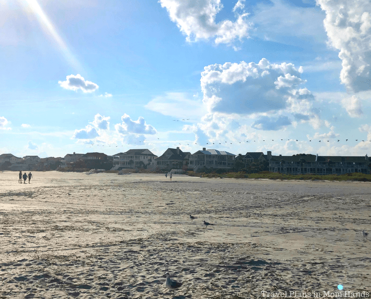 Isle of Palms, SC is one of many alluring beaches in the Lowcountry, a great thing to do while in Charleston SC.