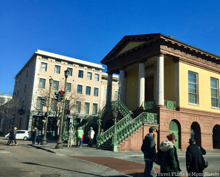 Shoppers delight at the Charleston City Market, making it one of the best things to do in Charleston SC.