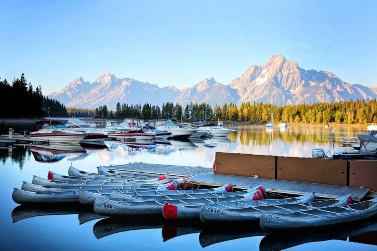 National Park Week 2019 celebrates all that is great about the national parks, and even a FREE entry day to any park, including Grand Teton National Park.