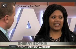 Sherry Boykin on PA Live!