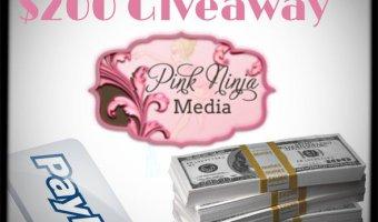 Mobile Rewards $200 Giveaway