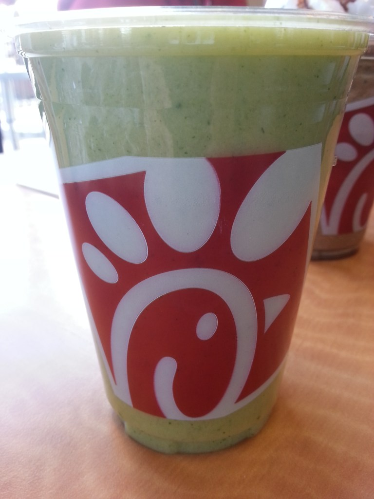 Chick-fil-A Green Smoothie