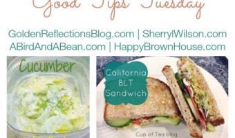 Good Tips Tuesday #27