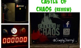Castle of Chaos {Review}