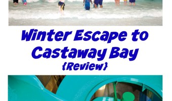 Winter Escape to Castaway Bay {Review}