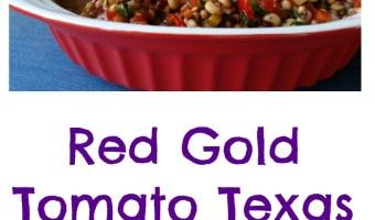 Red Gold Tomato Texas Caviar Salad