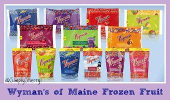 Wymans of Maine Frozen Fruit
