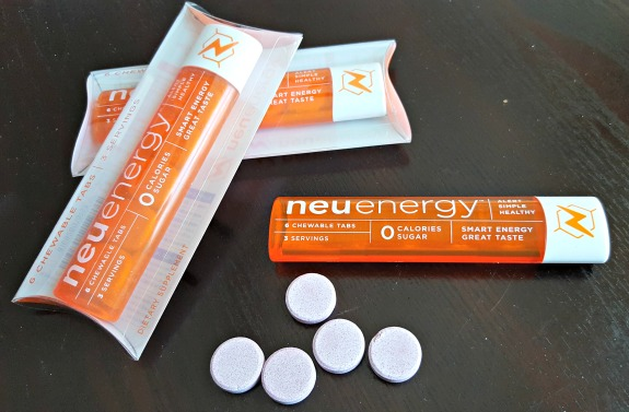 Get Over the Afternoon Hump with NeuEnergy™