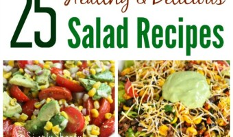25 Healthy & Delicious Salad Recipes