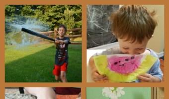 4 End of Summer Activities