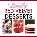20 Lovely Red Velvet Desserts