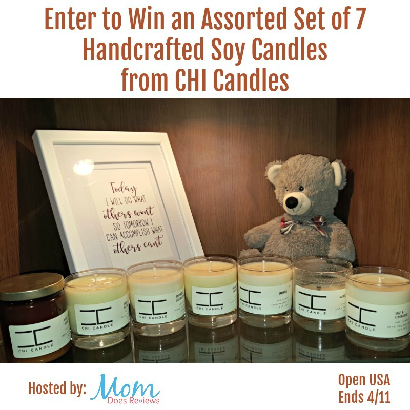 CHI Candle Giveaway