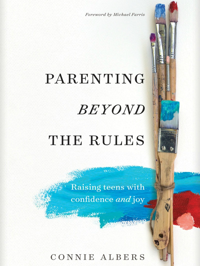 Parenting Beyond the Rules: Raising Teens with Confidence and Joy