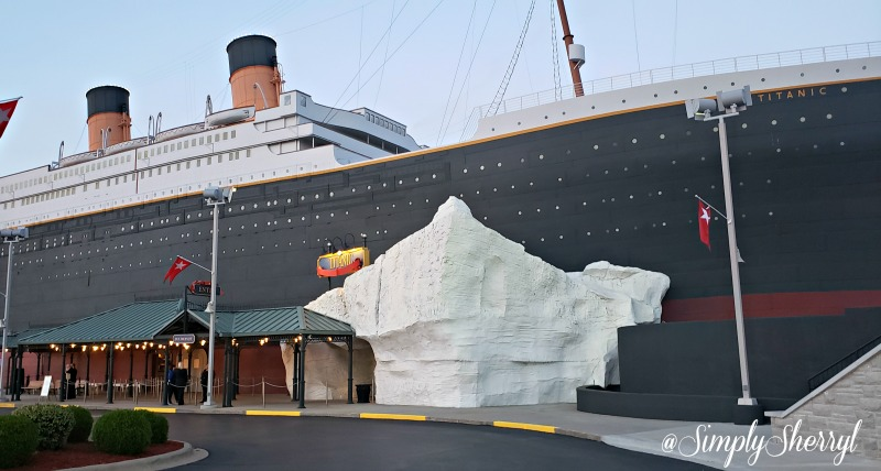 The Titanic Museum Attraction Branson Missouri