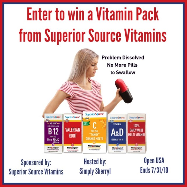 Cool Vitamins 2 Beat The Heat Giveaway