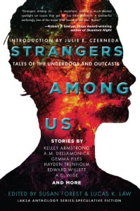Strangers Among Us Cover