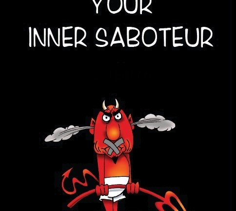 Product Tag: Silencing Your Inner Saboteur