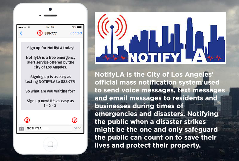 Stay Informed with NotifyLA