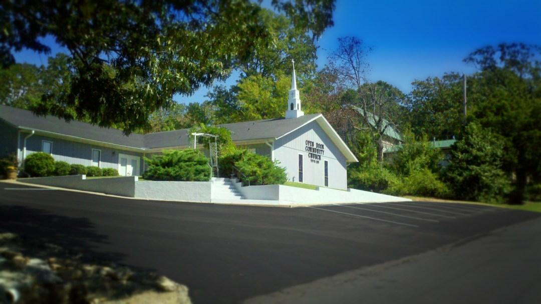 Open Door Community Church in Sherwood, Arkansas