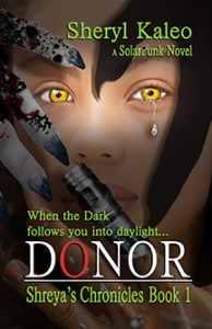 Donor Shreya's Chronicles Book 1