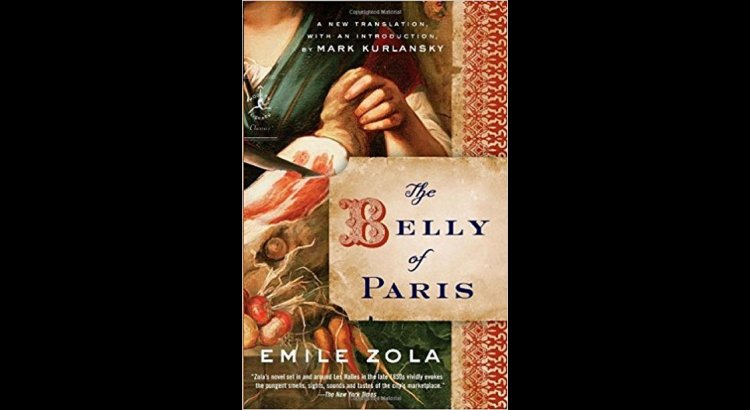 Book Review — The Belly of Paris