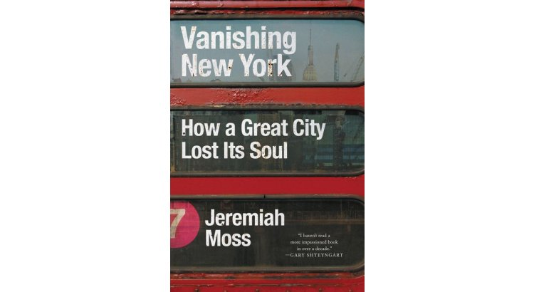 Book Review — Vanishing New York