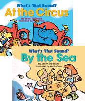 What's That Sound? At The Circus and By the Sea by Sheryl McFarlane