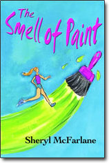 'The Smell of Paint' by Sheryl McFarlane