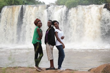 Out and about... Sagana