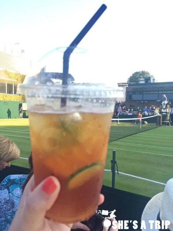 Wimbledon Afternoon Queue Wimbledon Queue Tips Pims Cup at Wimbledon