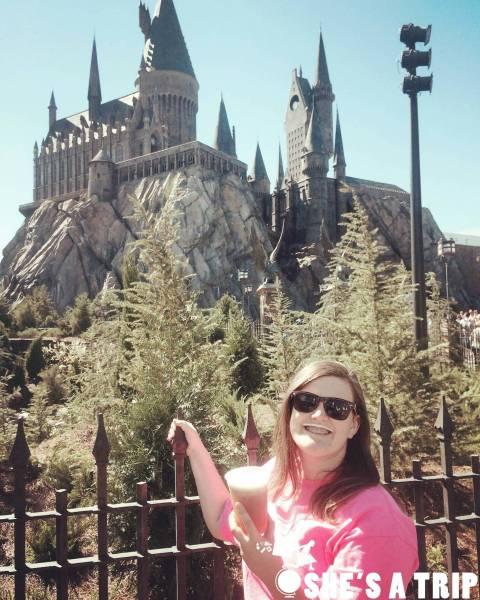 Harry Potter Photo Op