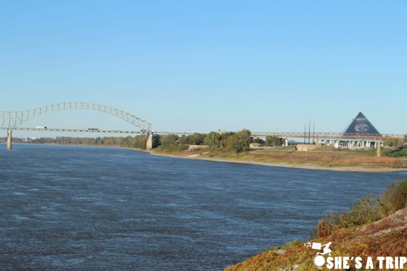 Mississippi River View