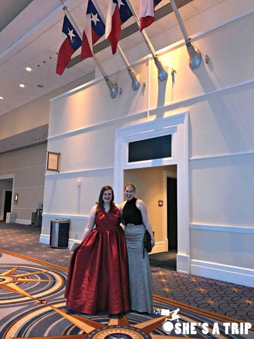 Black Tie & Boots Dresses texas state society