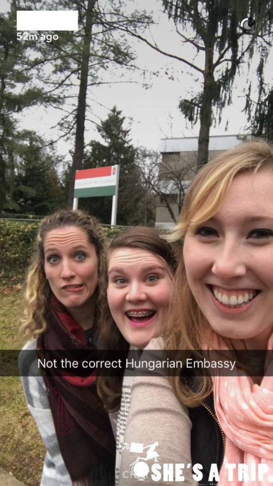Hungarian Embassy DC New Location