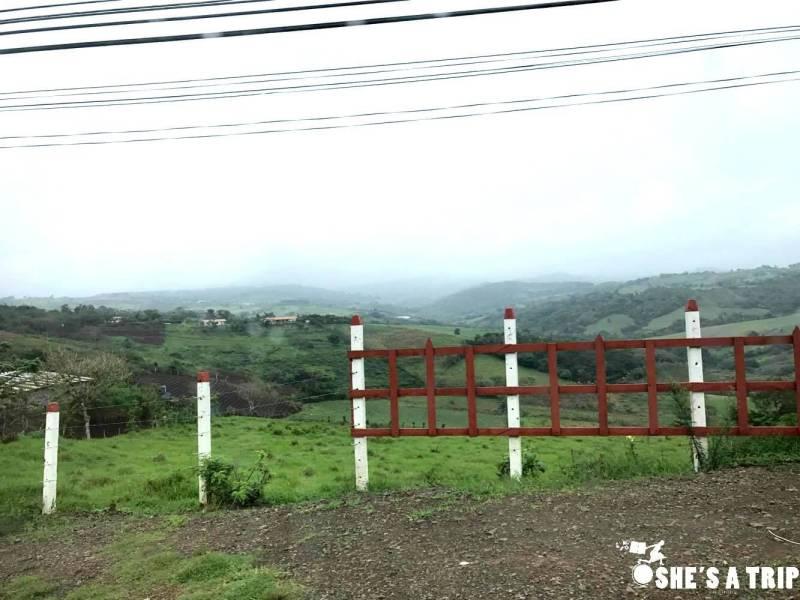 Costa Rican Roads