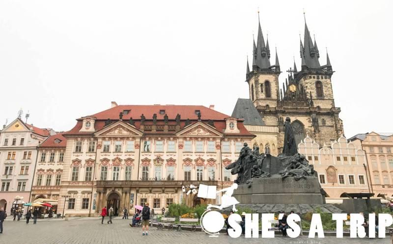 Flixbus Prague