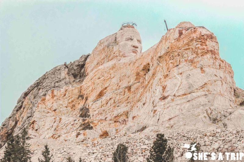 Things To Do Near Mount Rushmore Crazy Horse