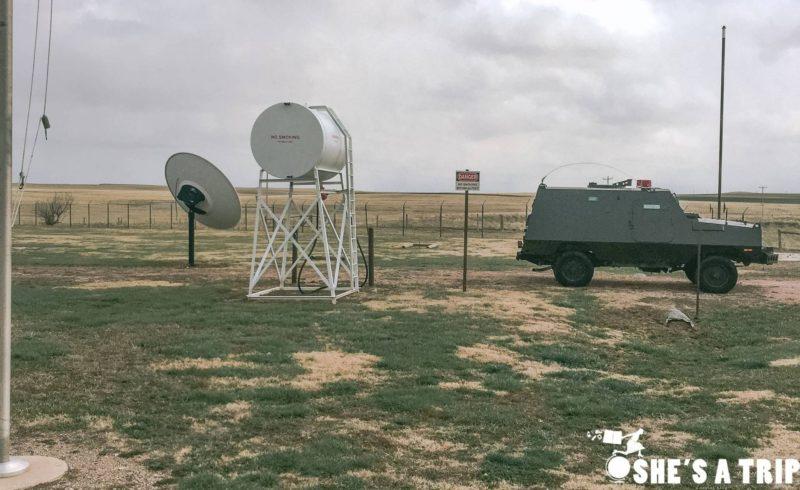 Minuteman Missile Site South Dakota