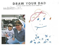 It's Time to Draw Your Dad
